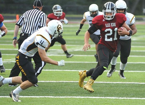Bears pound Clay in ARH Bowl