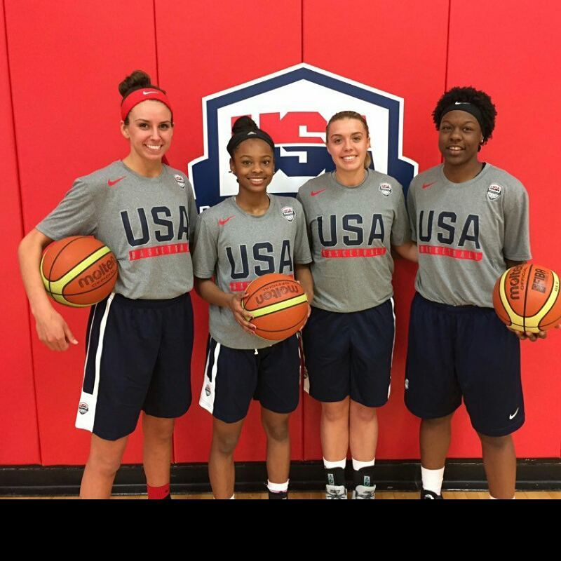 Green competes in national tourney