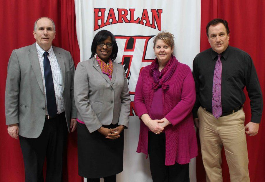 Lieutenant governor visits HCHS
