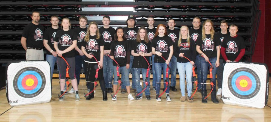 HCHS targets archery as newest sport