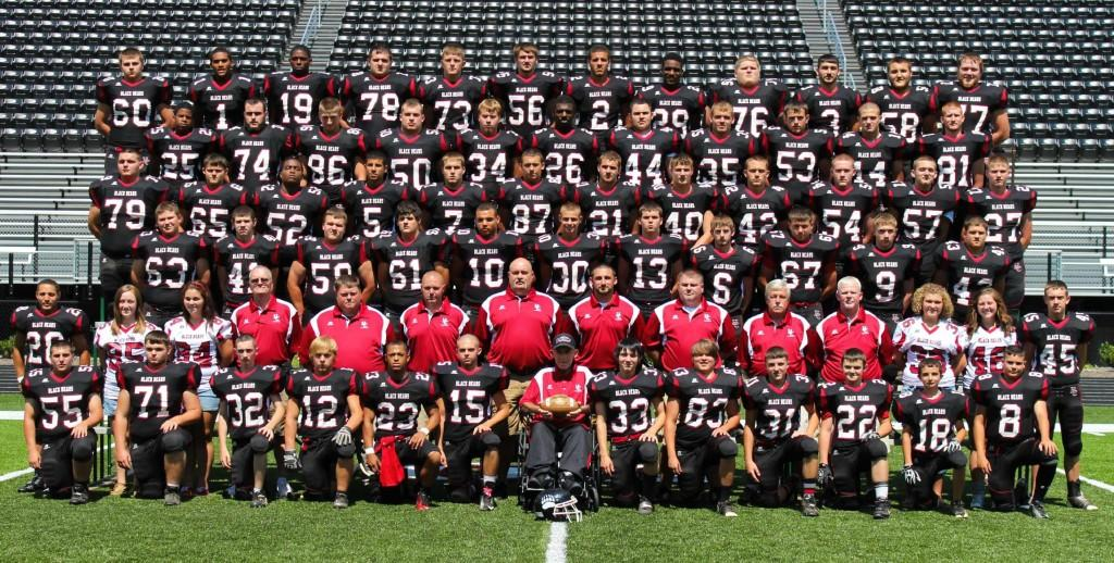 The Harlan County Black Bears will play host to Knox Central on Aug. 15 in the Southeastern Kentucky Conference Gridorama.