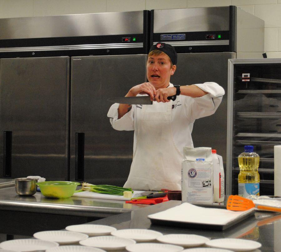 CS- Audra Asker Culinary Arts Chef