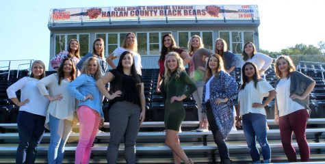 HCHS homecoming candidates