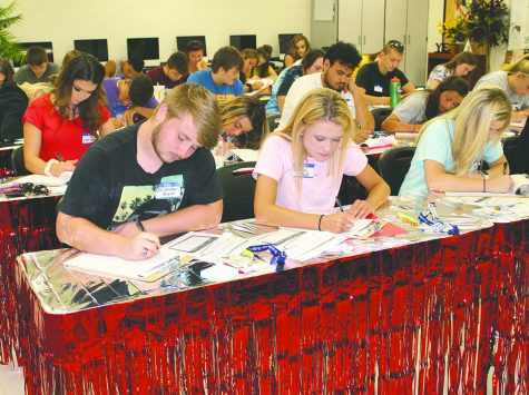 HCHS students win at Swappin' Meetin' art competition