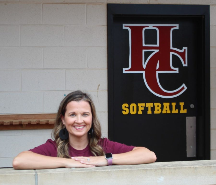 Shelby Engle Burton has been named the new softball coach at Harlan County High School. Burton has coached basketball at James A. Cawood Elementary School for the past 14 years. She also coached middle school softball for two years.